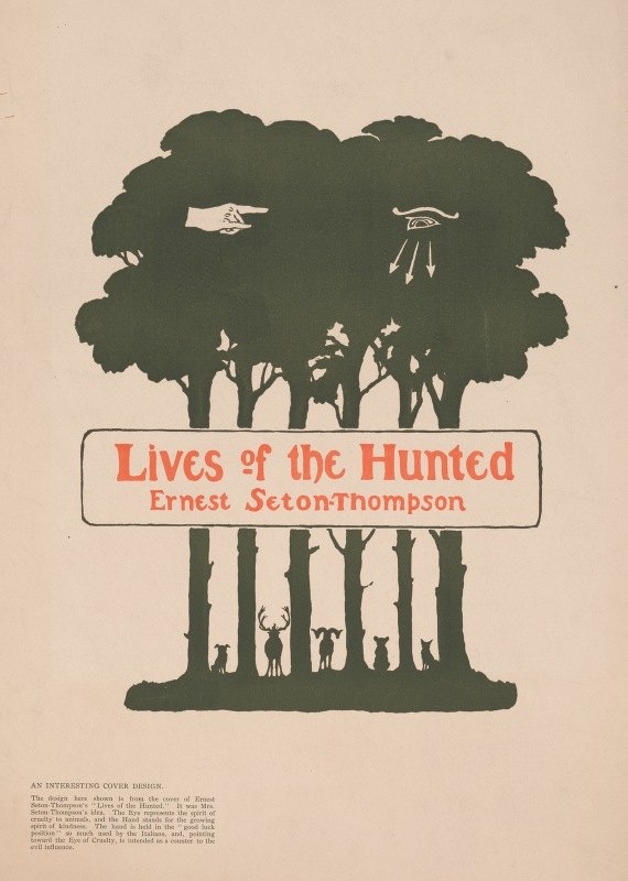 Anonymous - Lives of the hunted by Ernest Seton-Thompson.