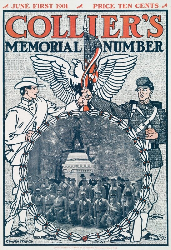 Edward Penfield - Collier's, Memorial Number