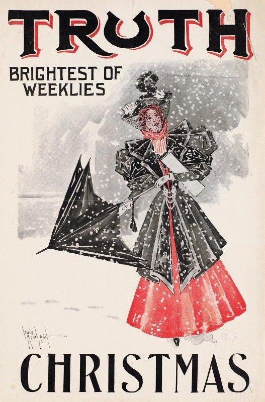 Irwin Moorhead - Truth, Christmas, brightest of weeklies