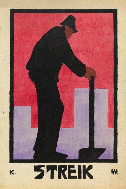 Karl Wiener - Streik