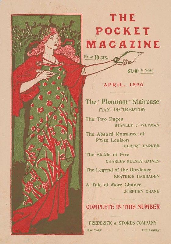 Louis Rhead - The Pocket magazine