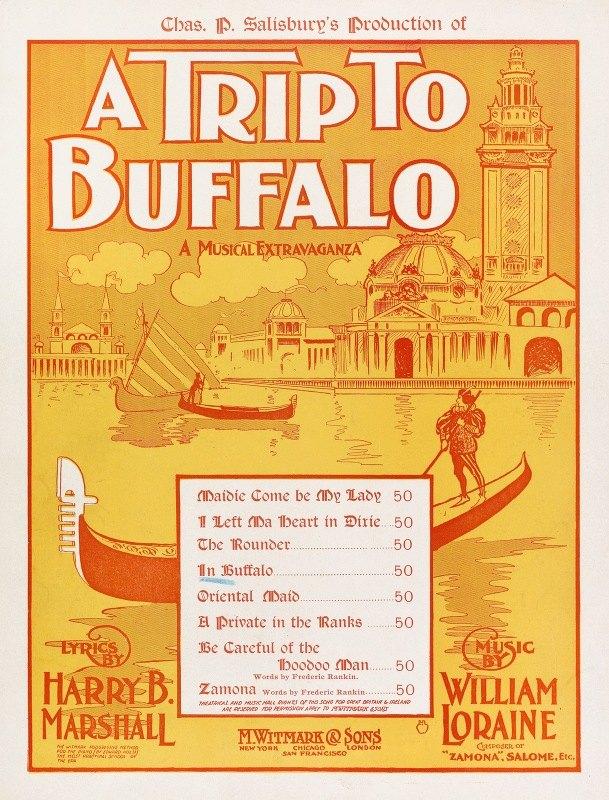 Anonymous - A trip to buffalo