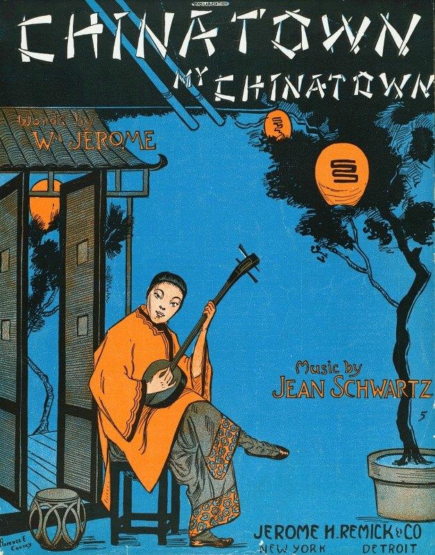 Anonymous - Chinatown, my Chinatown
