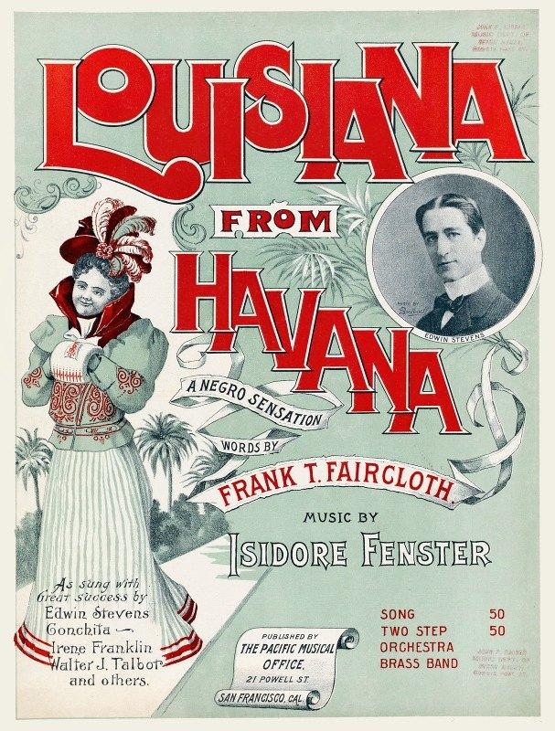 Anonymous - Louisiana from Havana
