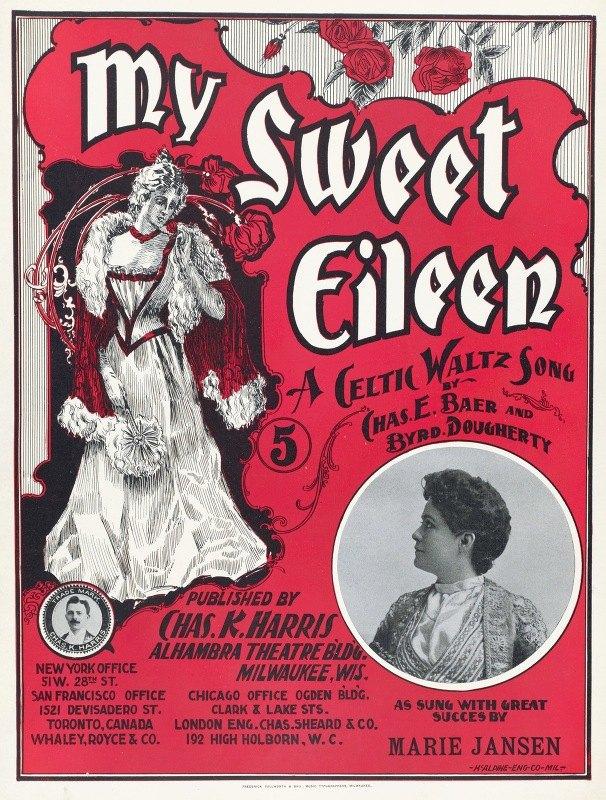 Anonymous - My sweet Eileen