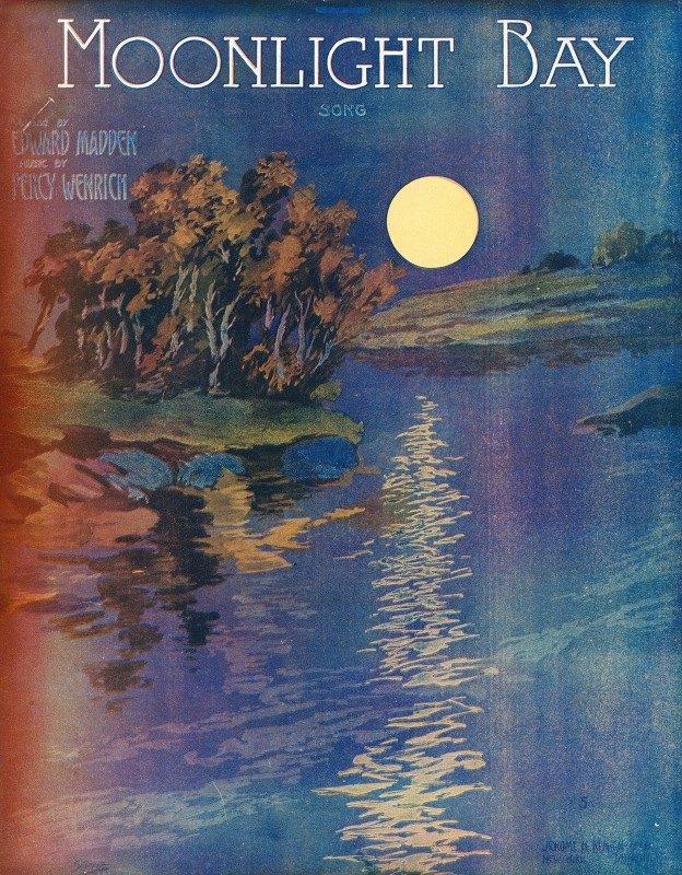 Edward Madden - Moonlight Bay