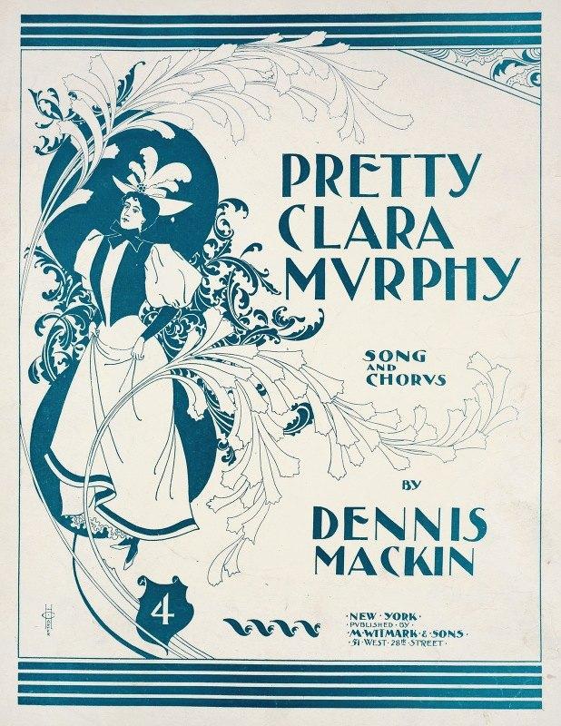 H. Carter - Pretty Clara Murphy