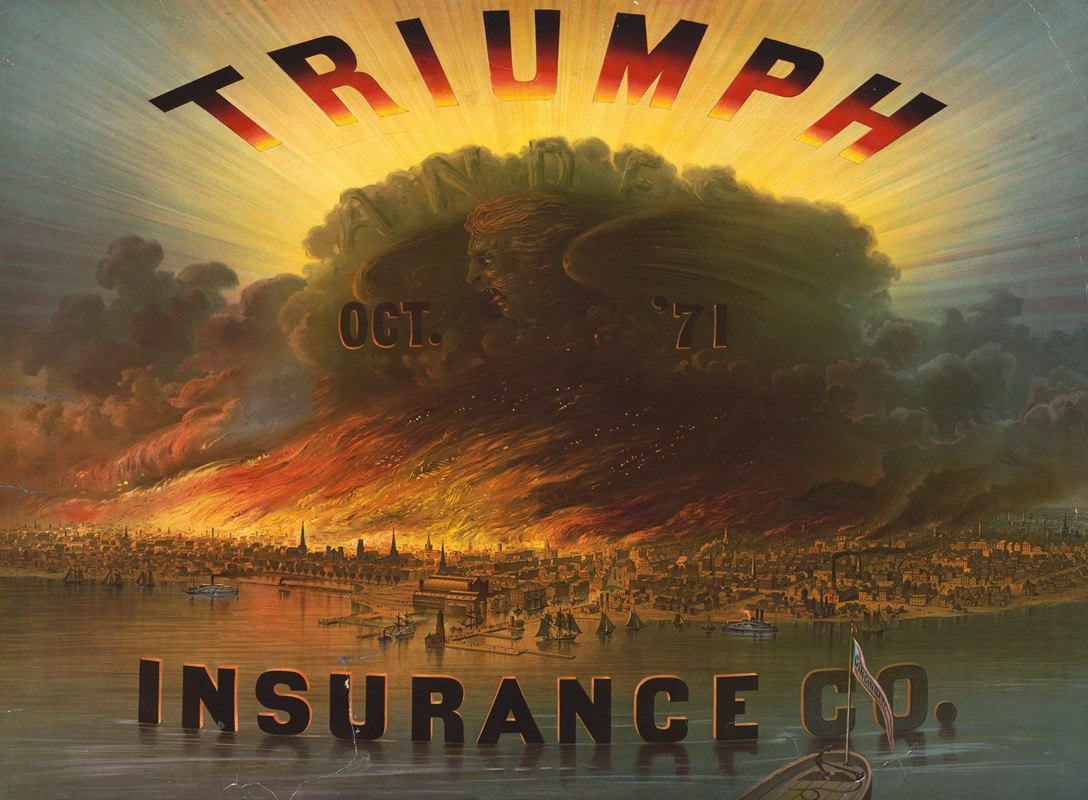 Anonymous - Triumph Insurance Co., [Andes], Oct. '71