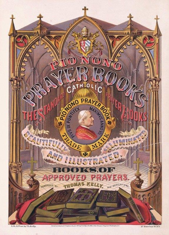 Thomas Kelly - Pio Nono prayer books