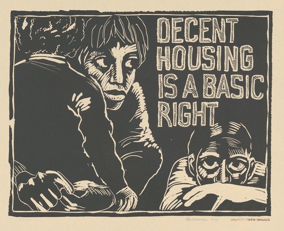 Rachael Romero - Decent housing is a basic right
