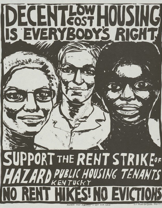 Rachael Romero - Decent low cost housing is everybody's right…