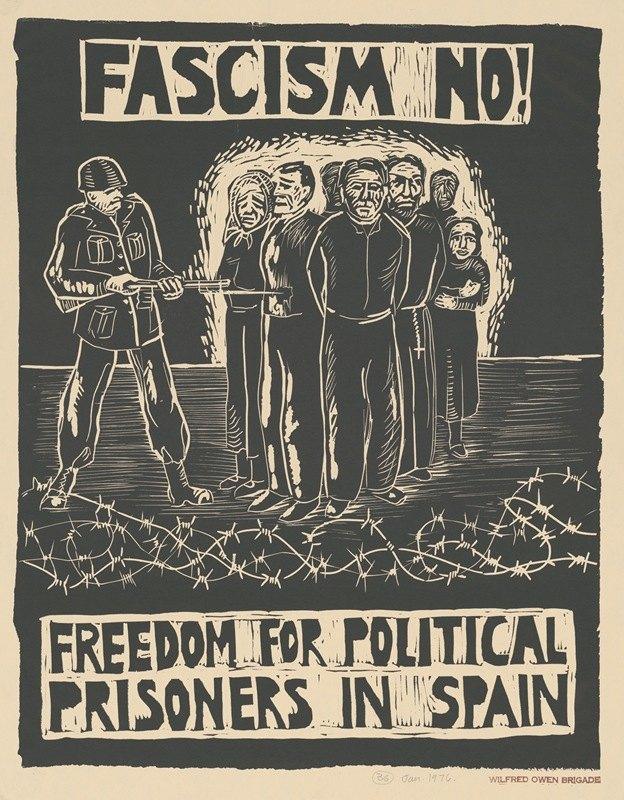 Rachael Romero - Fascism no! Freedom for political prisoners in Spain