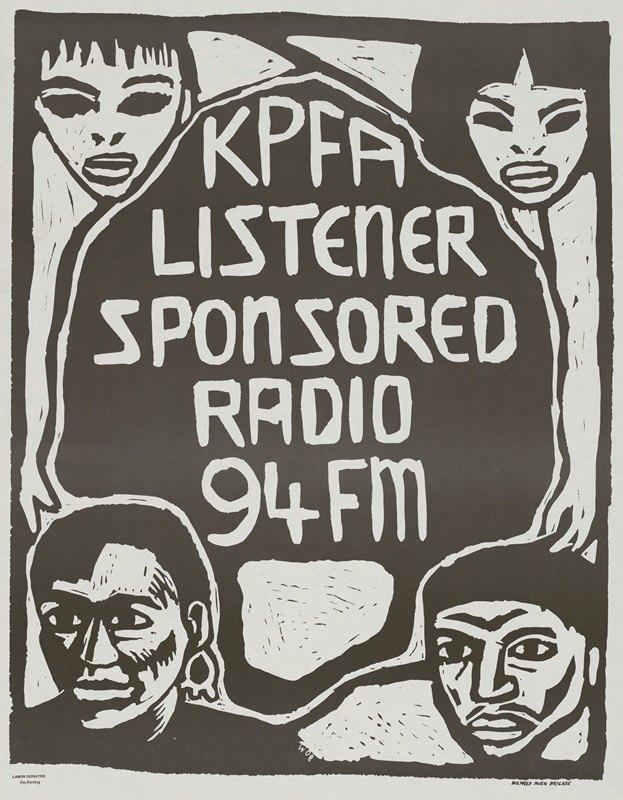 Rachael Romero - KPFA listener sponsored radio 94 fm