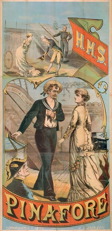 Anonymous - H.M.S. Pinafore
