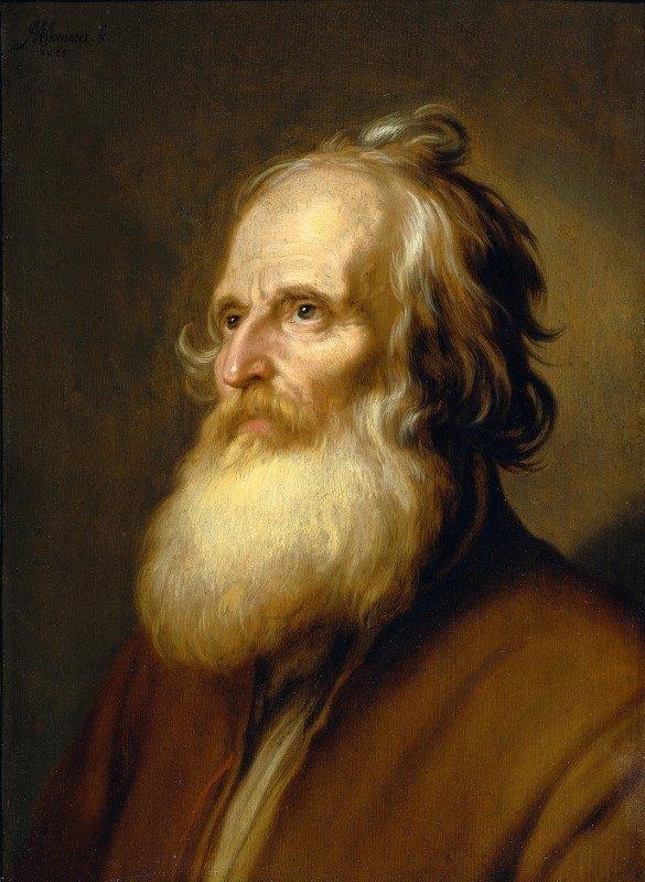 Abraham Bloemaert - Old Man