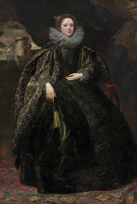 Anthony van Dyck - Marchesa Balbi