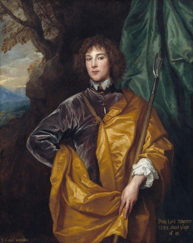 Anthony van Dyck - Philip