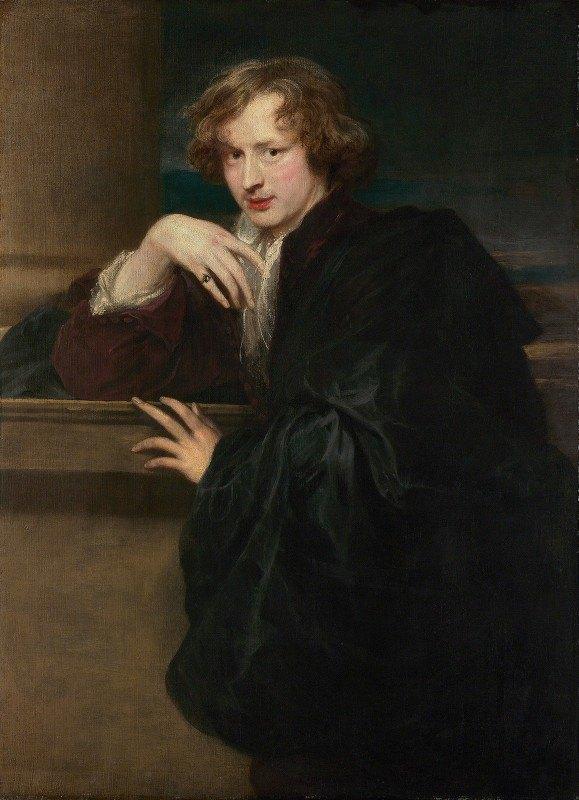 Anthony van Dyck - Self-Portrait ca.