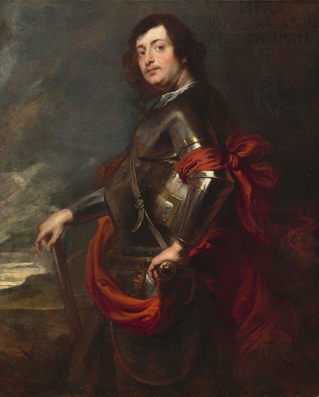 Anthony van Dyck - The Prefect Raffaele Raggi