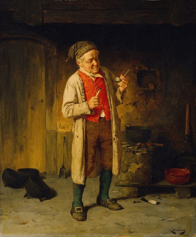 August Jernberg - The New Pipe
