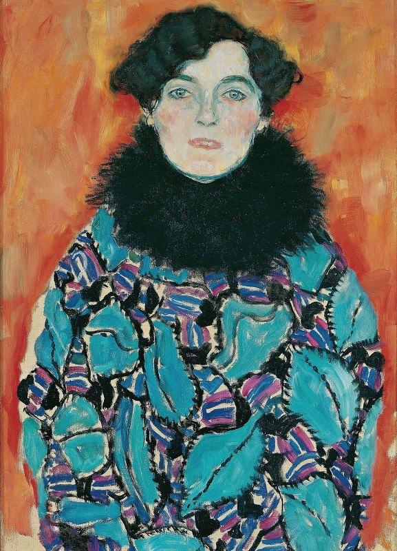 Gustav Klimt - Johanna Staude