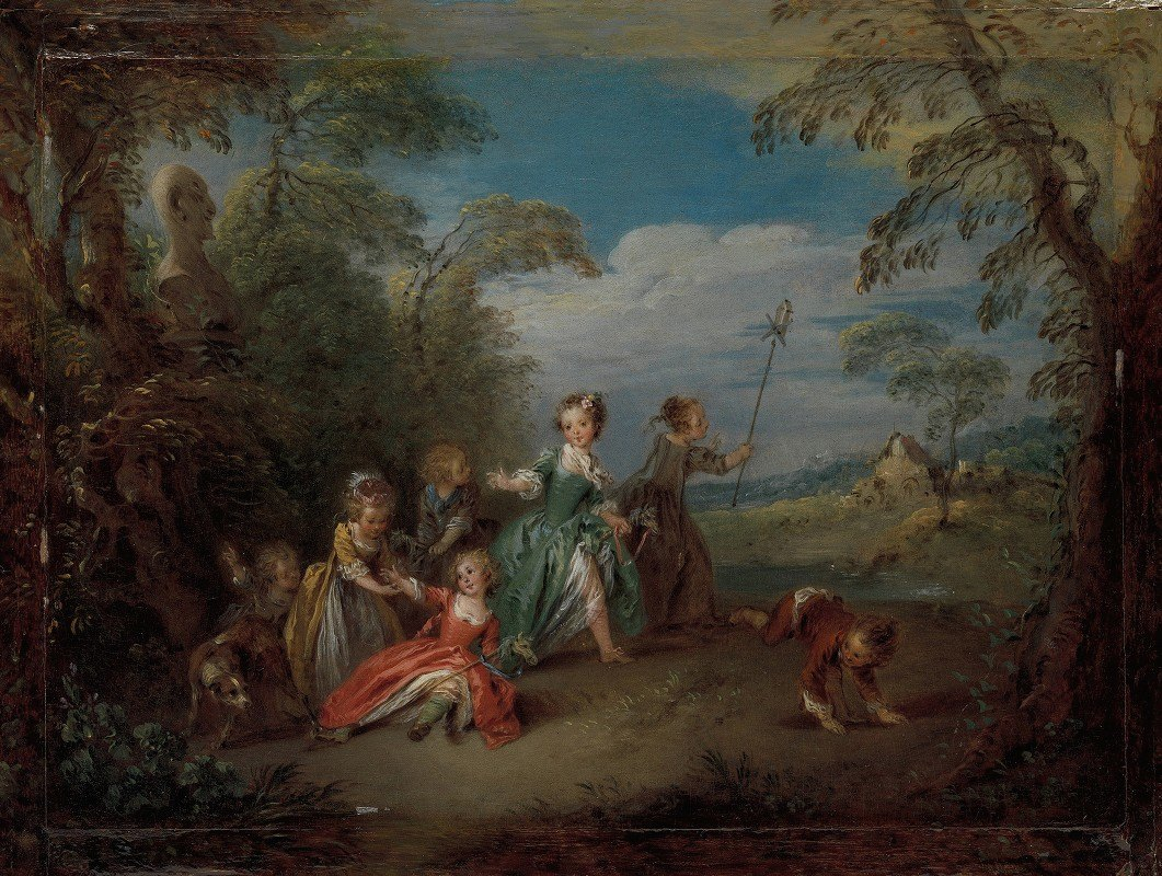 Jean-Baptiste Pater - The Golden Age