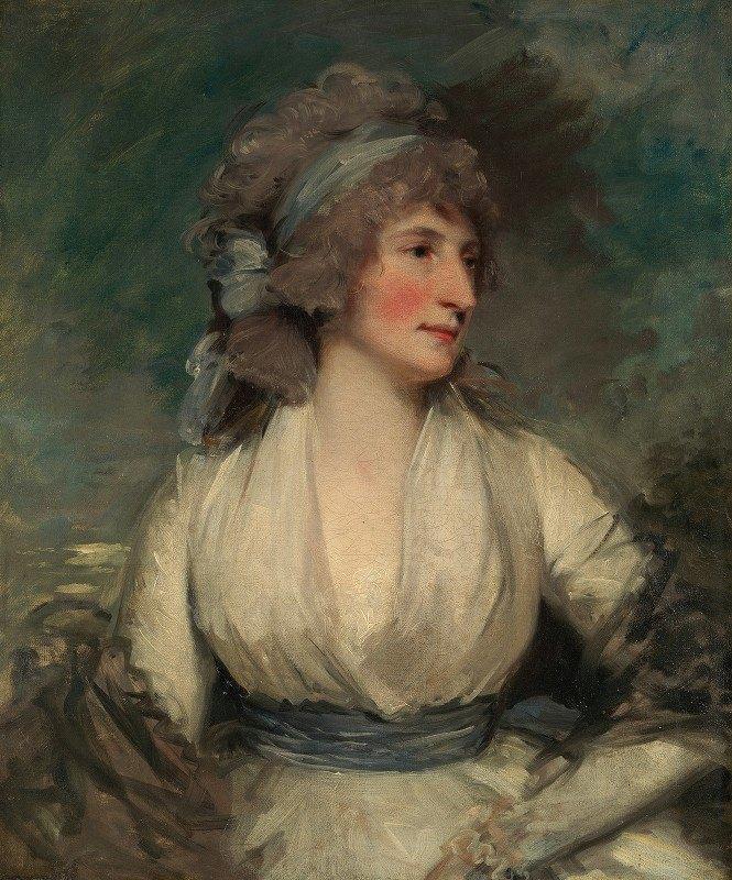 John Hoppner - Portrait of a Woman