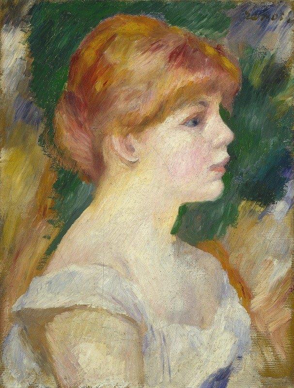 Pierre-Auguste Renoir - Suzanne Valadon