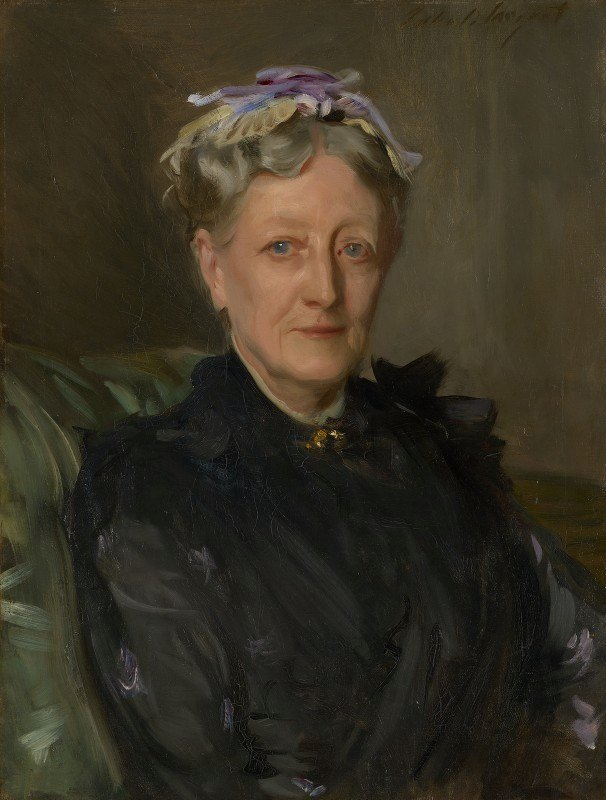 John Singer Sargent - Mary Eliza Mead