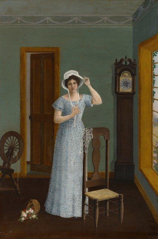 Marietta Minnigerode Andrews - Figure of aWoman