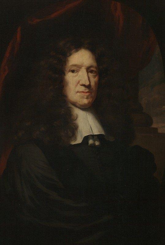 Nicolaes Maes - Portrait of aMan