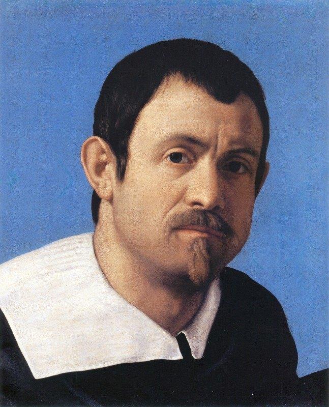 Giovanni Battista Salvi da Sassoferrato - Self-Portrait