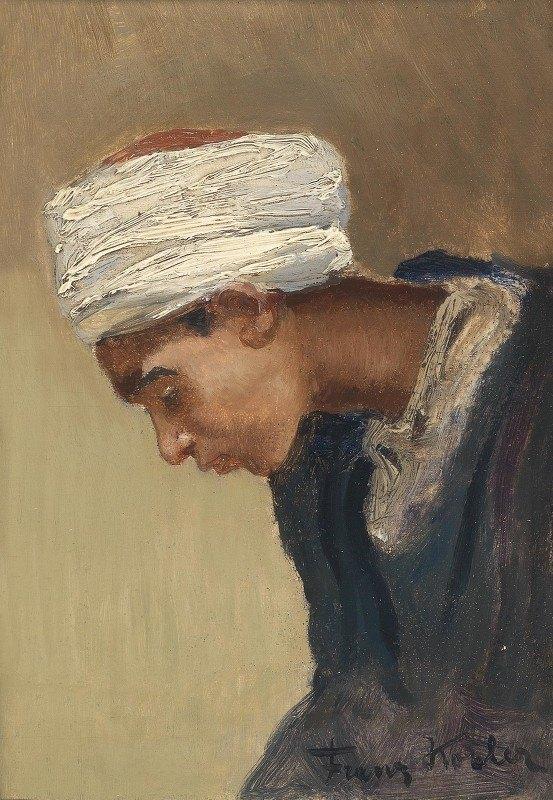 Franz Xaver Kosler - Orientalischer Portraitkopf 2