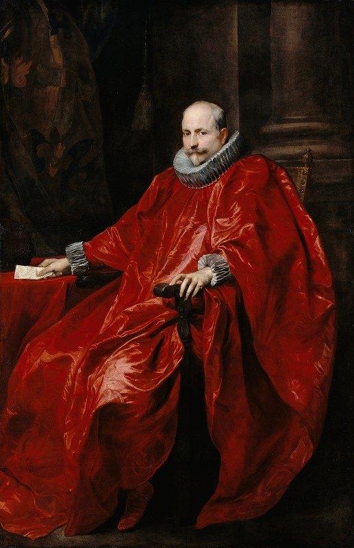 Anthony van Dyck - Portrait Of Agostino Pallavicini