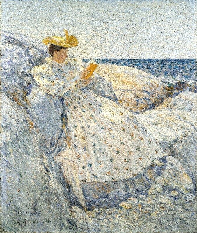 Childe Hassam - Summer Sunlight (Isles Of Shoals)