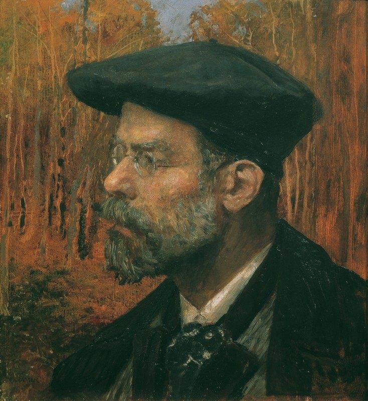 Theodor Von Hörmann - Der Maler Theodor Von Hörmann