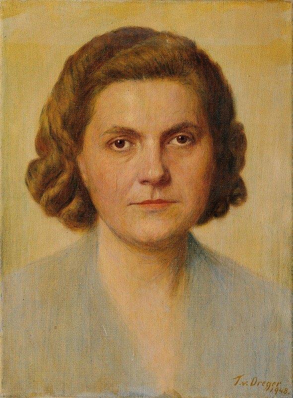 Tom Von Dreger - Portrait Of A Lady
