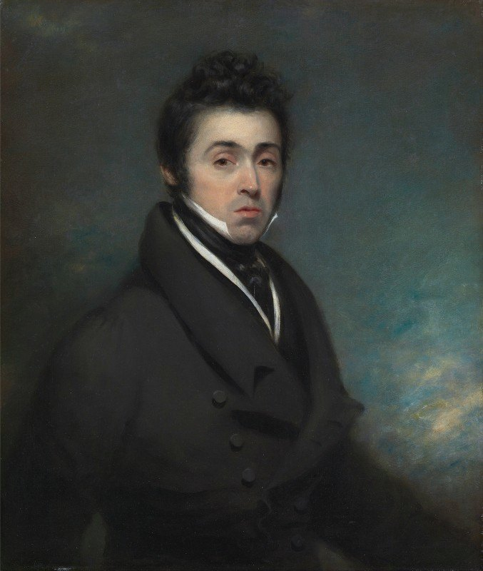 George Chinnery - An Unknown Man