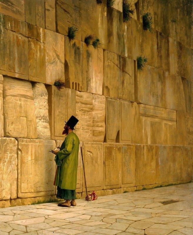 Jean-Léon Gérôme - The Wailing Wall
