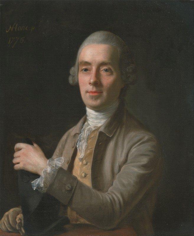 Nathaniel Hone - Benjamin Cole
