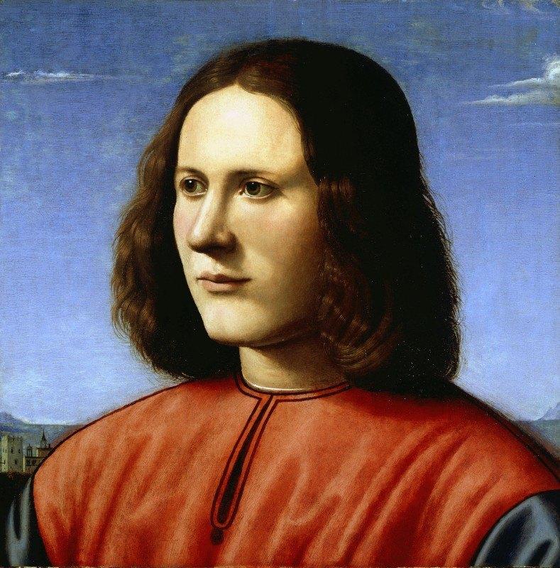 Piero di Cosimo - A Young Man