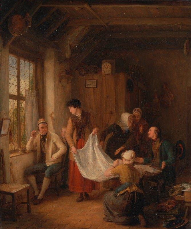 Sir David Wilkie - The Pedlar