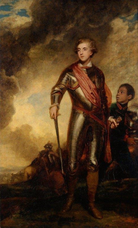Sir Joshua Reynolds - Charles Stanhope, 3rd Earl of Harrington