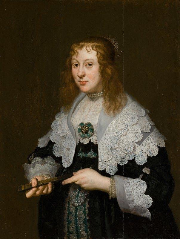 Joachim Von Sandrart - Alida Bicker (1620-1702)