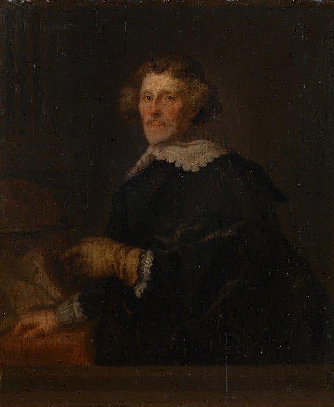 Joachim Von Sandrart - Pieter Cornelisz. Hooft (1581-1647)
