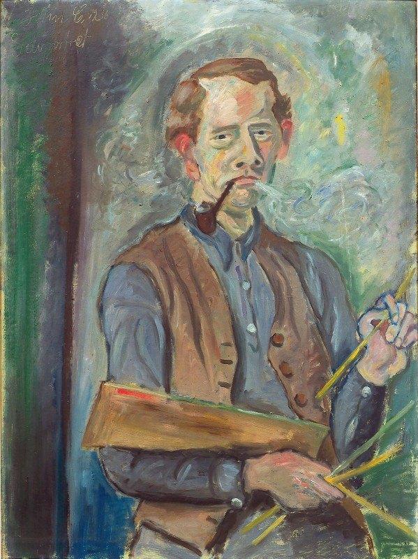 John Christensen - Self-Portrait