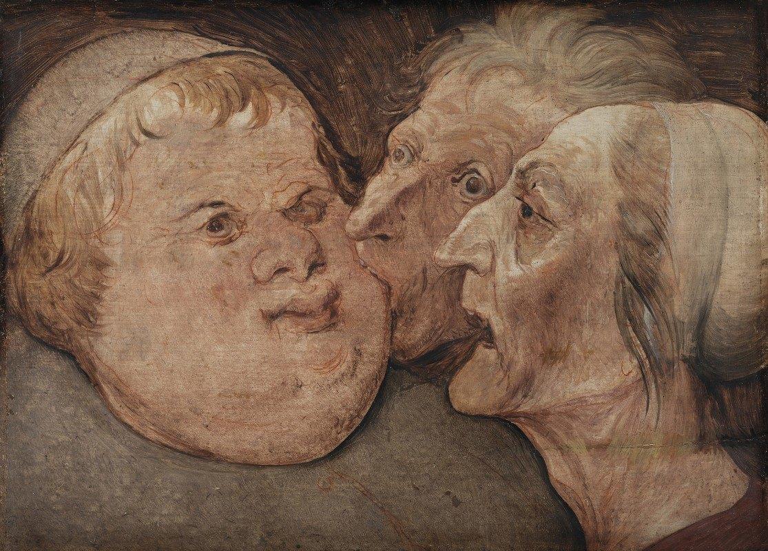 Pieter Bruegel The Elder - The Strife between Carnival and Lent