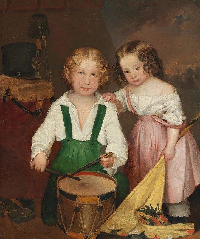 Eduard Swoboda - The Little Drummer