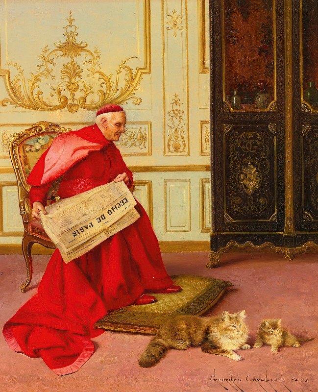 Georges Croegaert - Distractions