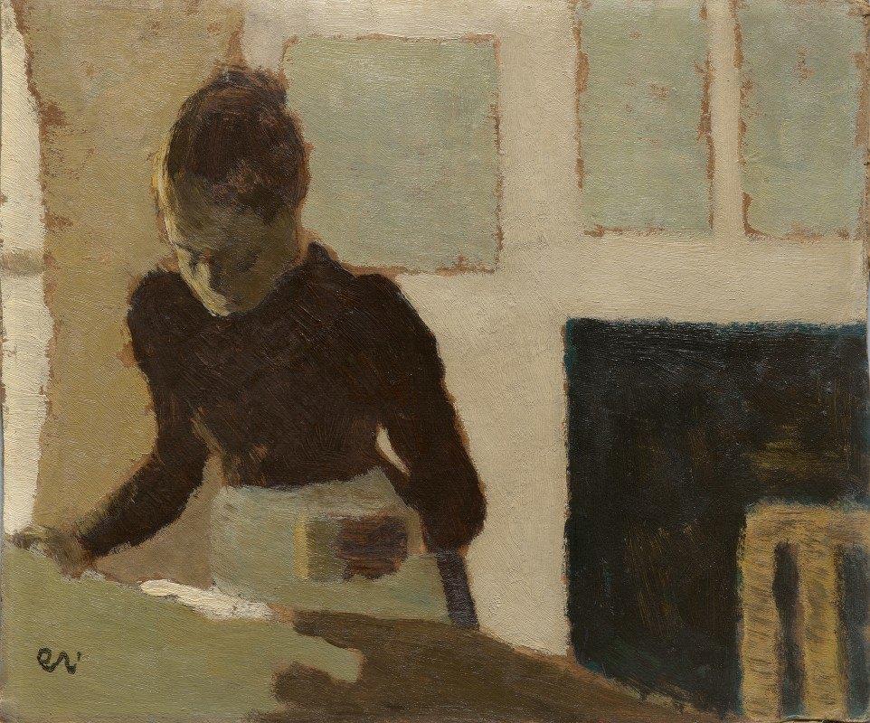 Édouard Vuillard - Laundress